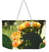 Spring Cactus 14 Weekender Tote Bag