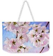 Spring- Cherry Blossom Weekender Tote Bag
