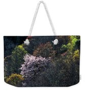Spring Colors On The Parkway Weekender Tote Bag