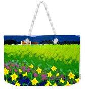 Spring Daffs Ireland Weekender Tote Bag