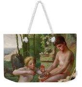 Spring, Daphnis And Chloe Weekender Tote Bag