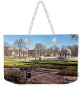 Spring Day At The Park Weekender Tote Bag