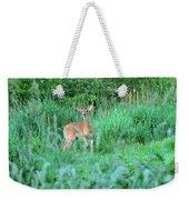 Spring Deer Weekender Tote Bag