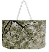 Spring Display Weekender Tote Bag
