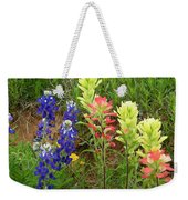 Spring Eye Candy Weekender Tote Bag