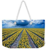 Spring Fields Weekender Tote Bag