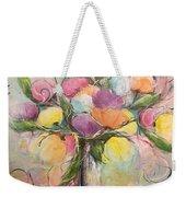 Spring Fling Flowers In A Vase Weekender Tote Bag