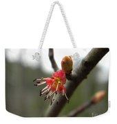 Spring Flower Closeup 1 Weekender Tote Bag