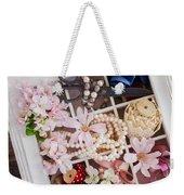 Spring Flowers Box Weekender Tote Bag