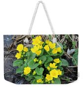 Spring Flowers Weekender Tote Bag