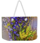 Spring Flowers For Sale Weekender Tote Bag