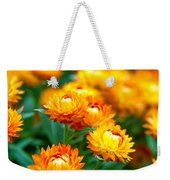 Spring Flowers In The Afternoon Weekender Tote Bag