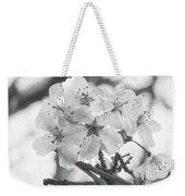 Spring Flowers - White Weekender Tote Bag