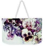 Spring Flowers With Fritillaria  Weekender Tote Bag