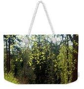 Spring Foliage Weekender Tote Bag