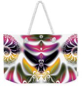 Spring Formal Weekender Tote Bag