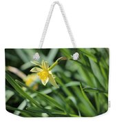 Spring Forward Weekender Tote Bag