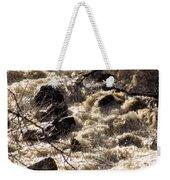 Spring Freshet Weekender Tote Bag