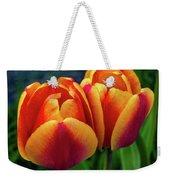Spring Garden - Act One Weekender Tote Bag