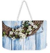Spring Garland Weekender Tote Bag