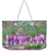 Spring Hearts Weekender Tote Bag