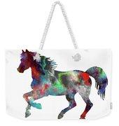 Spring Horse 2 Weekender Tote Bag
