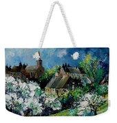 Spring In Fays Famenne Weekender Tote Bag