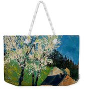 Spring In Hierges  Weekender Tote Bag