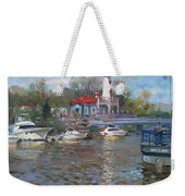 Spring In Lake Shore Weekender Tote Bag