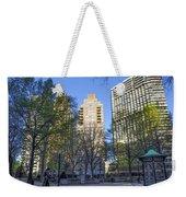 Spring In Philadelphia - Rittenhouse Square Weekender Tote Bag