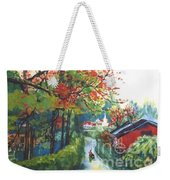 Spring In Southern China Weekender Tote Bag