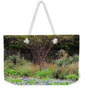 Spring In Texas Weekender Tote Bag