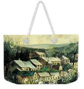 Spring In The Ardennes Belgium Weekender Tote Bag