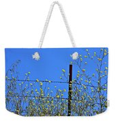 Spring In The Country Weekender Tote Bag