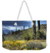 Spring In The Desert  Weekender Tote Bag