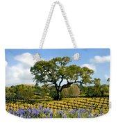 Spring In The Vineyard Weekender Tote Bag