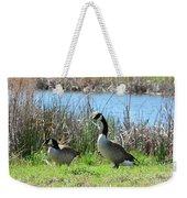 Spring In The Wetlands Weekender Tote Bag