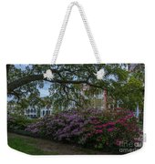 Spring In White Point Gardens Weekender Tote Bag