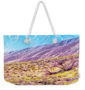 Spring In Whitewater Canyon Weekender Tote Bag