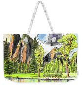 Spring In Yosemite Weekender Tote Bag