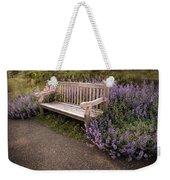 Spring Interlude Weekender Tote Bag