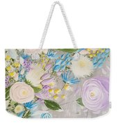 Spring Into Easter Weekender Tote Bag
