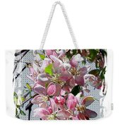 Spring Is Melting Away Weekender Tote Bag