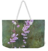 Spring Is Weeping Weekender Tote Bag