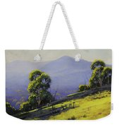 Spring Light Weekender Tote Bag