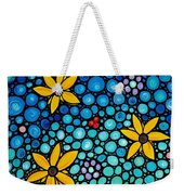 Spring Maidens Weekender Tote Bag by Sharon Cummings