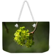 Spring Maple Weekender Tote Bag