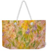 Spring Meadow Weekender Tote Bag