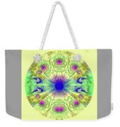 Spring Meditation Weekender Tote Bag