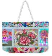 Spring Medley Weekender Tote Bag